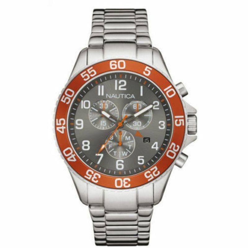 orologio-uomo-nautica-nai17511g-crono-cinturino-acciaio-quadrante-grigio