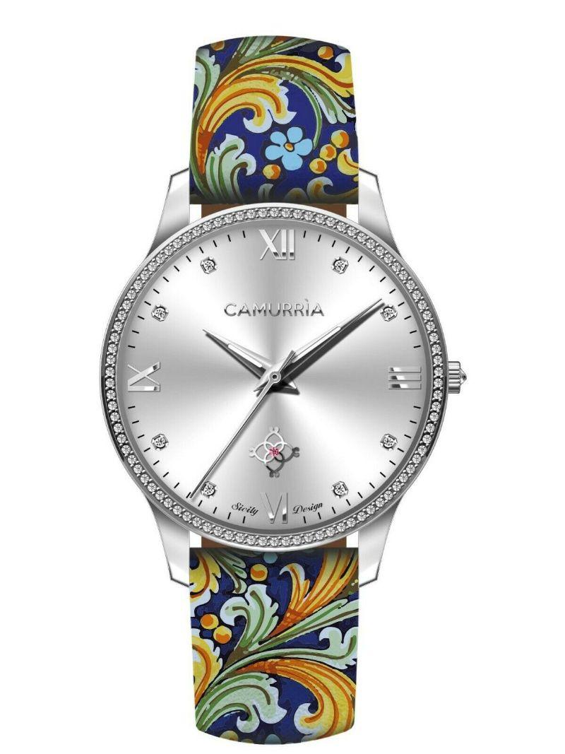 orologio-donna-camurria-collezione-u-girasuli-sicilia-design-cw06st2