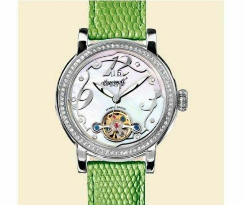 orologio-donna-ingersoll-automatico-cinturino-verde-in-5005-concord