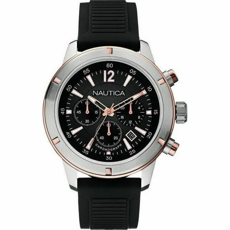 orologio-uomo-nautica-a17654g-crono-cassa-acciaio-cinturino-gomma-nera